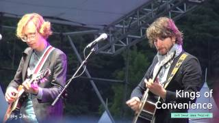Kings of Convenience @ 2013 Seoul Jazz Festival - [Mrs. cold]