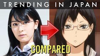 Haikyuu Live Characters COMPARED