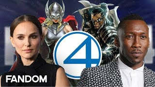 Marvel Announces Phase 4 At SDCC Panel
