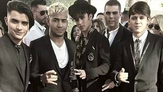 CNCO ft. Wisin - (Quisiera alejarme) Adelanto (No official)