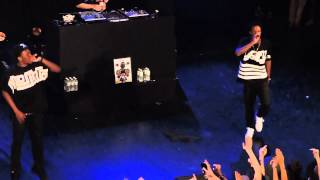 Joey Bada$$ - Number 99 @ Le Trianon / B4.DA.$$ TOUR 29/11/2014
