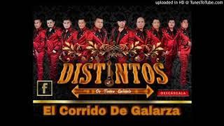 Corrido De Galarza- Distintos De Tierra Caliente 2017