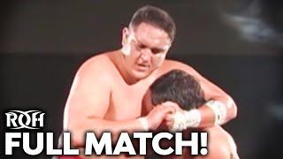 ROH Final Battle 2004: Samoa Joe vs Austin Aries