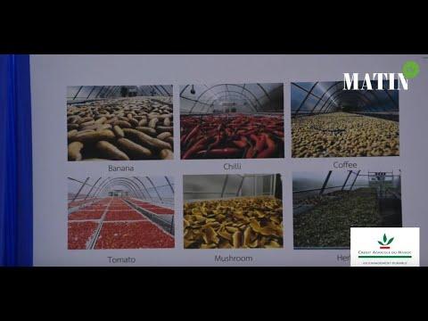 Video : SIAM 2019 : la Thaïlande présente son unité de séchage des produits agricoles