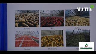 SIAM 2019 : la Thaïlande présente son unité de séchage des produits agricoles