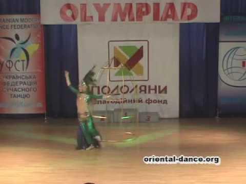 1 place Leshchuk Mariya Ukraine