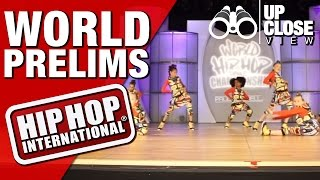 (UC) Dollhouse - Australia (Junior Division) @ HHI's 2015 World Prelims