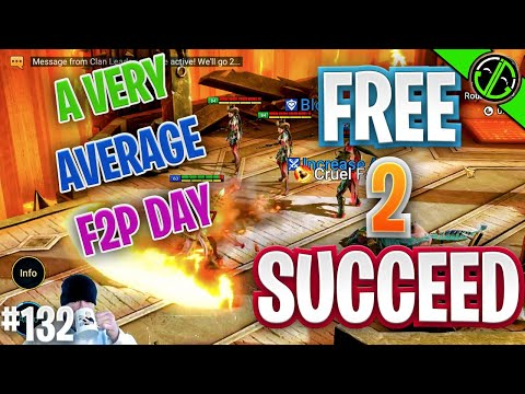 This Is What F2P TRULY Means | Free 2 Succeed - EPISODE 132