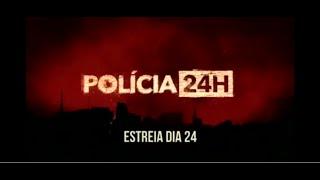 """Abertura do programa """" Policia 24 horas gravado no Acre """""""