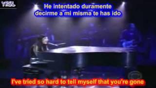 My Immortal  ( SUBTITULADA ESPAÑOL INGLES )
