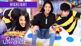 Ryle Vs. Sammie In 'Twist And Fall' | Showtime Online Universe