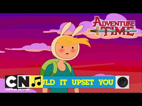 Adventure Time Oh Fionna Toon Tunes Songs Cartoon Network