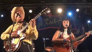 Rockin' Bonnie Western Bound - Sure Fire Kisses # HIGH ROCKABILLY 2017