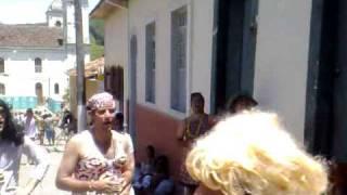 Hebe Camargo e Luciano canta Sidney Magal