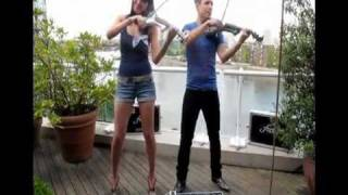 FUSE Rock 'Going Home' by Mark Knopfler Dire Straits (Electric Violin Cover)