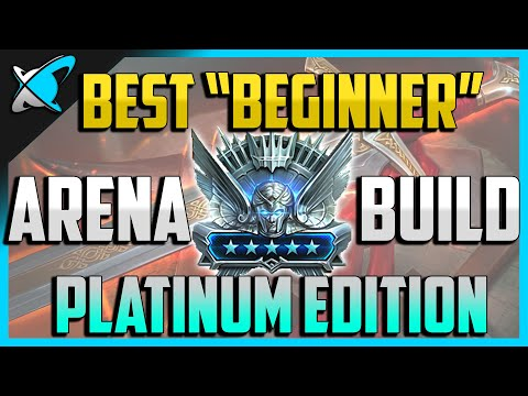 "RAID: Shadow Legends | BEST ""BEGINNER"" PLATINUM ARENA BUILD !? | Discussion, Gameplay & Builds | F2P"