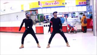 Runtown - Mad over you | Choreography | by RELOAD DANCE CREW (CHINA) Shenyang
