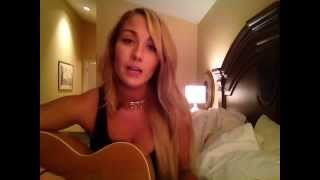 """""""Started From The Bottom"""" Drake (Niykee Heaton cover)"""