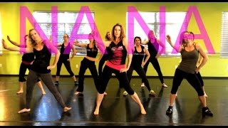 """Na Na"" By Trey Songz.  DIVA DANCE FITNESS"