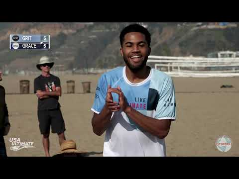 Video Thumbnail: 2020 #LiveUltimate Beach of Dreams, Men's Exhibition