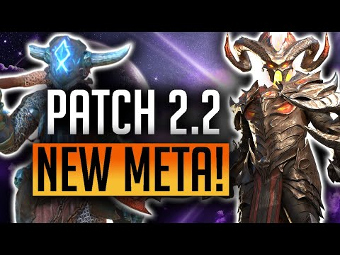 RAID | Patch 2.2 Legendary changes confirmed! BIG CHANGES!!