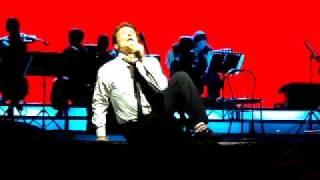 Massimo Ranieri performs in Paris