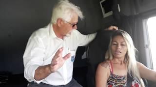 Test drive com o Mercedes Benz ACTROS 510 CAVALOS