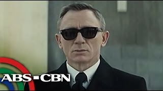 Music video for new James Bond movie out
