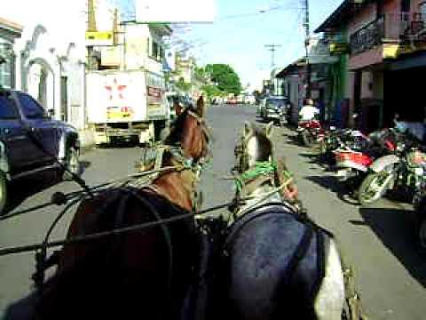 Nicaraguan Style Taxi….