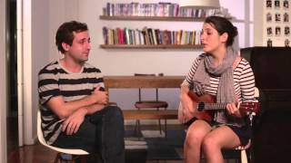 ":: Clarice Falcão e Gregório Duvivier cantam ""Learnin' the Blues"" ::"