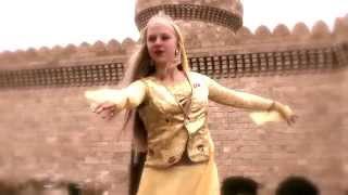 SARI Qəlin, SARI GELIN REGS Azerbaijan Folk Dance // Sari Qəlin milli rəqs // Sari Galin by Emily
