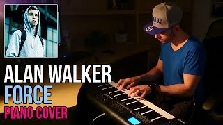 Alan Walker - Force | Marijan Piano Cover