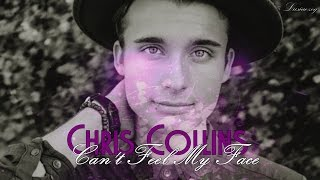 Chris Collins - Can't Feel My Face COVER (Lyrics)