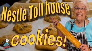 Toll House Choclolate Chip Cookies ||  Nana's Cookery