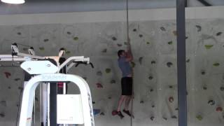 Rope Climbing, Adults Can Too! Rope Climb at Clubfit Palm Harbor FL 34683