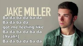 Jake Miller-Daze and Confused/official lyrics song/Aleia YT