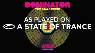Armin van Buuren vs Human Resource - Dominator (Tom Staar Remix) [A State Of Trance 786]