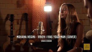 Bruno Mars - When I Was Your Man (cover por Mohana Vegini) Girafa Session