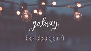 [Cover] Bolbbalgan4 - Galaxy  (우주를 줄게)