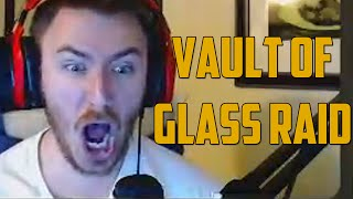 VAULT OF GLASS RAID COMPLETED! (Destiny - VoG Raid Final Boss Atheon)