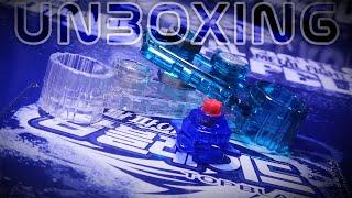2 Heavy Metal Faces + DF105 & LRF! - Unboxing/Review! DOUBLE EPICNESS!