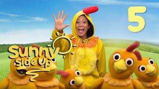 Sunny Side Up, Kids Songs: Five Little Chicks | Universal Kids