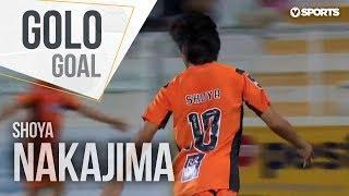 Goal | Golo Nakajima: Portimonense (2)-0 Sporting (Liga 18/19 #7) 中島昭也