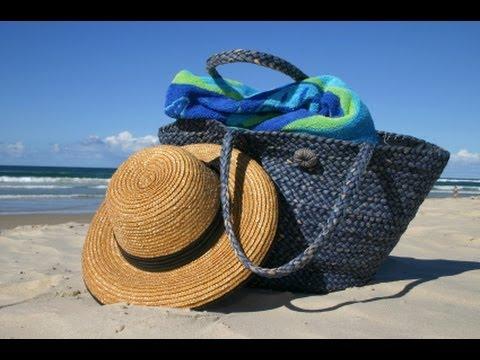 Ce sa avem in geanta de plaja