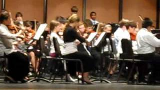 District Orchestra with Magic Flute Overture