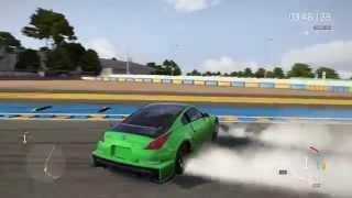 Forza 6 - 252 MPH - 2003 Nissan Fairlady Z / 350Z (789 HP) - Top Speed
