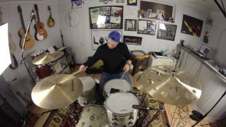 "John Mayer - ""Still Feel Like Your Man"" - Drum Cover"