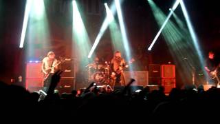 Mastodon Live @ 013 - Black Tongue