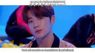 THE BOYZ - RIGHT HERE MV (Sub Español | Hangul | Roma) HD