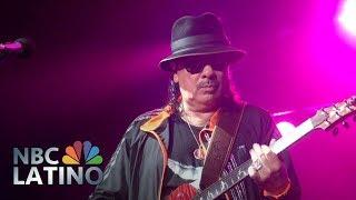 Carlos Santana On Co-Producing 'Dolores'   NBC Latino   NBC News
